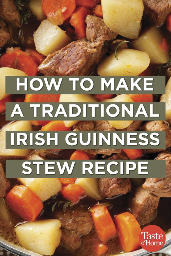 Try This Traditional Irish Stew Recipe for an Authentic St. Patrick's Day Dinner