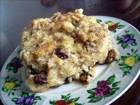 Fun Foods On a Budget!: Biscuit Pudding