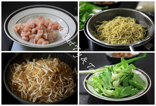 Resep Mie Goreng Tek Tek Jtt Resep Makanan Makanan Resep