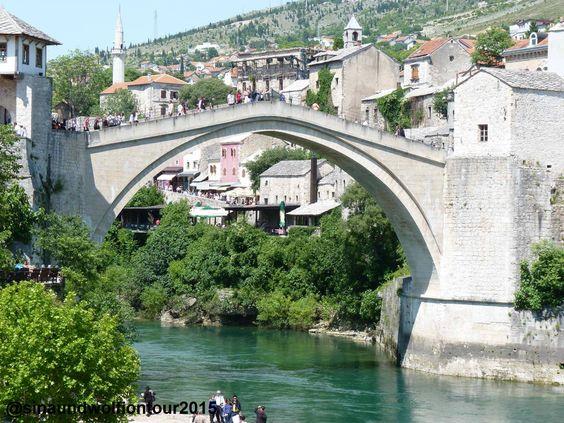 Balkanrundreise, Mostar,
