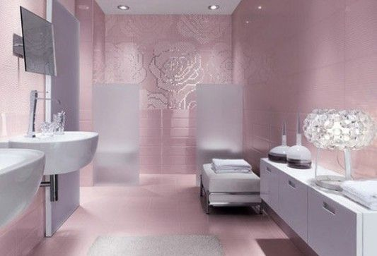 Modern Bathroom Colour Grading