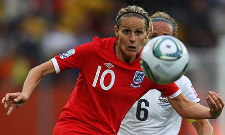Congrats to Kelly Smith ( @kjs8eng ) for making the GB women's football squad for London 2012. #PiratePride