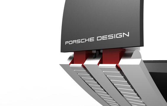 Porsche Design Headphones by Jules Parmentier