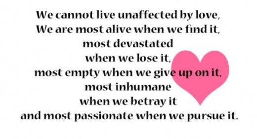 Only Love Quotes For Your Valentine | Passionate Love ...