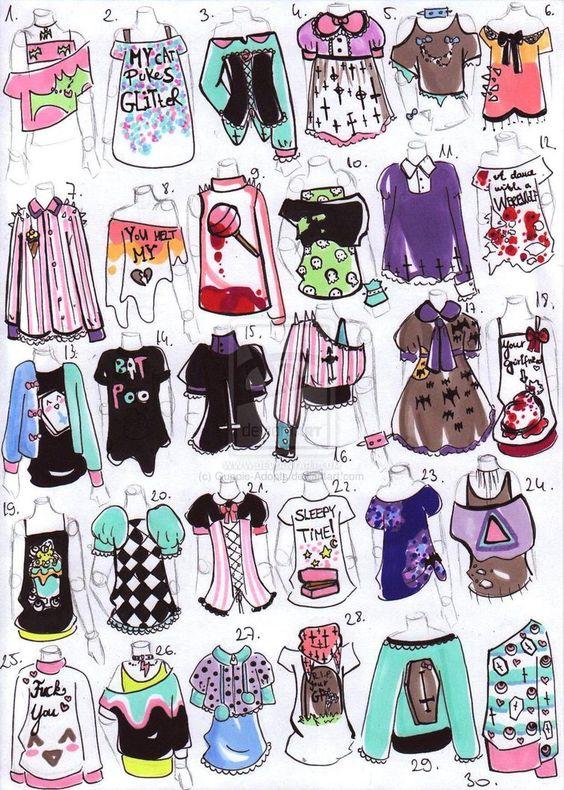 Id E Tee Shirt 3 Croquis De Personnages Pinterest Dessins Pyjamas Et Inspiration