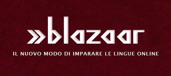 Blazaar, il nuovo modo di imparare lingue online