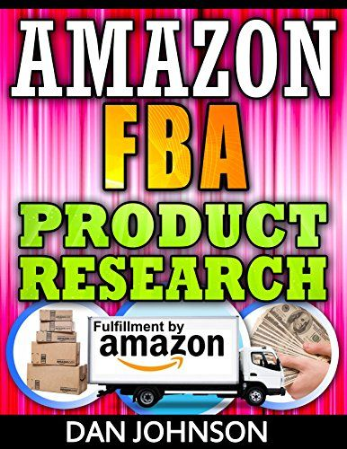 Amazon FBA: Product Research: How to Search Profitable Products to Sell on Amazon: Best Amazon Selling Secrets Revealed: The Amazon FBA Selling Guide (amazon ... amazon, fulfillment by amazon, fba Book 4) by Dan Johnson http://www.amazon.com/dp/B00SHR6XCW/ref=cm_sw_r_pi_dp_Apc0vb17NZ3N9