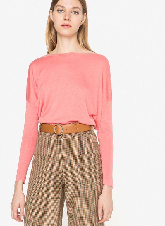 Cinturón piel marrón - Ver todo - Última semana - Uterqüe España