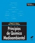 Principios de química medioambiental Sierra Rodríguez, Miguel Ángel