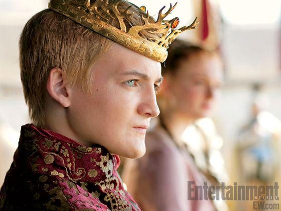 King Joffrey - Luv to loathe him!!  GAME OF THRONES - King Joffrey (Jack Gleason), House Baratheon
