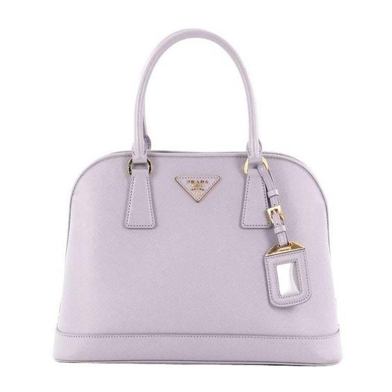ae55db8e44f1 Prada Open Promenade Handbag Saffiano Leather Medium