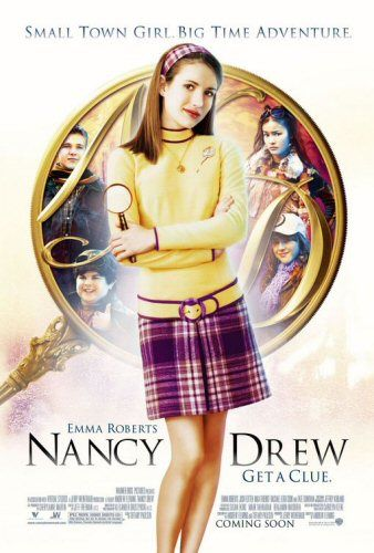 Nancy Drew  its not a movie but i still love it