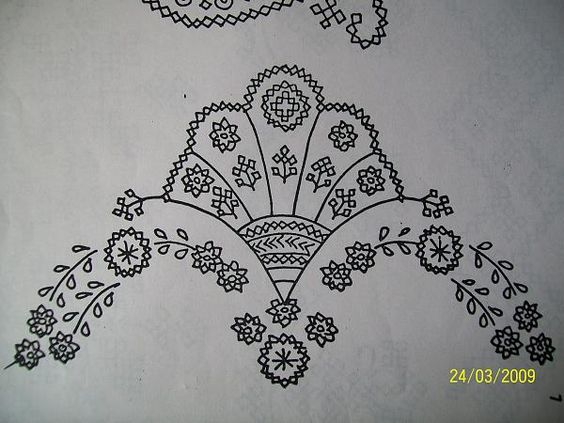 Embroidery kutch work designs g