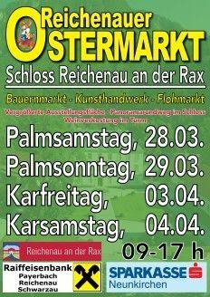 Reichenauer Ostermarkt