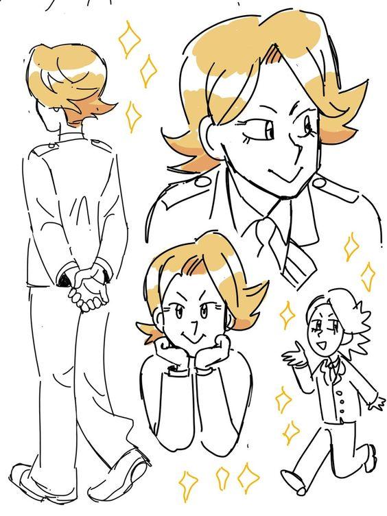 Boku no Hero Academia    Yuuga Aoyama