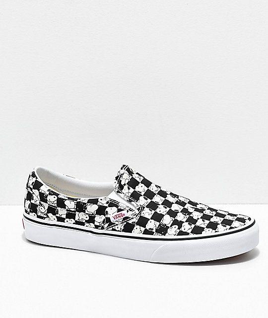 chaussure vans x peanuts