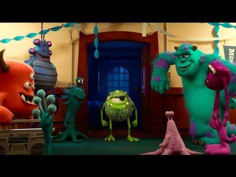 Monsters University Teaser