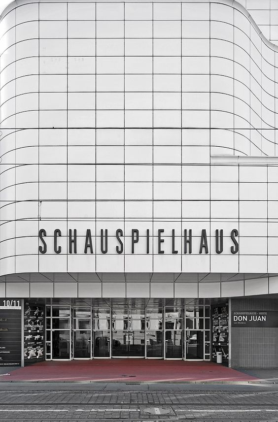 Schauspielhaus Hannover ( Theatre Hanover )