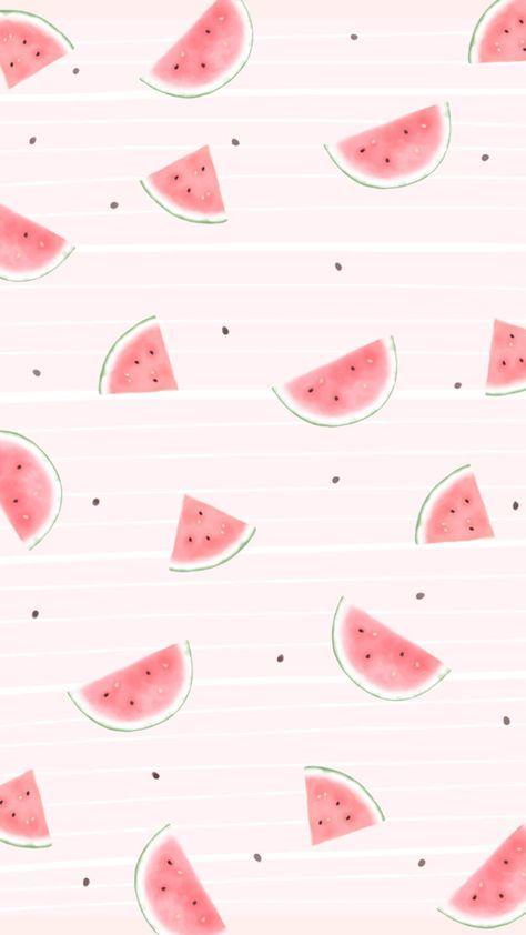 Best Fruit Wallpaper Cute 55 Ideas Pretty Wallpaper Iphone Pink Wallpaper Iphone Wallpaper Iphone Cute
