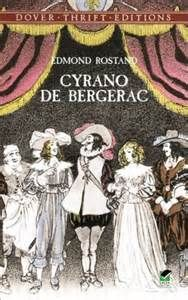 Cyrano de Bergerac by Edmond Rostand - Although the tale of Cyrano with his unsightly nose is a tragic love story, the play explores a much deeper theme: True beauty transcends external appearance and is found in the generosity of heart.