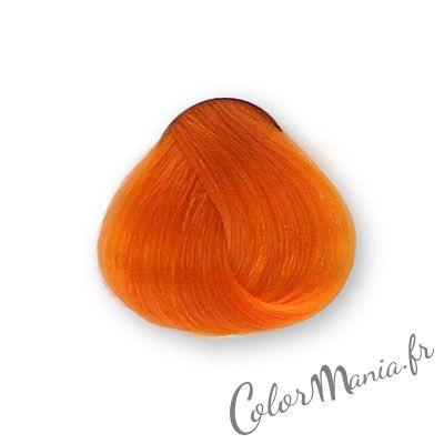 coloration cheveux mandarine stargazer color mania httpwww - Dcoloration Cheveux Colors