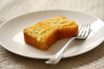 La Cucinetta: Um bolo de maracujá e uma homenagem aos blogueiros sem criatividade