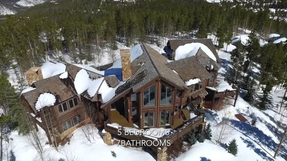This extraordinary mountain masterpiece with impeccable attention was given to every architectural and design detail in order to create a timeless impression with no expense spared. 5 BED   5 BATH $3,765,000