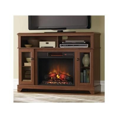 home decorators collection ravensdale 48 in media console electric