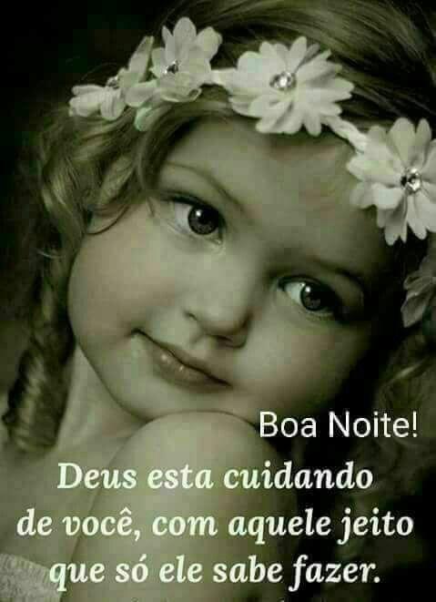Pin De Maria Cardoso Em Deus Esta Comigo Mensagem De Boa Noite
