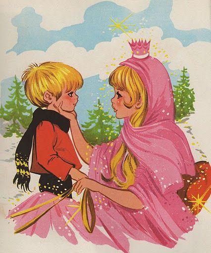 con los cuentos de hadas que creci: