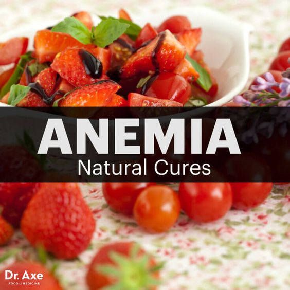 Anemia Natural Cures - DrAxe.com: