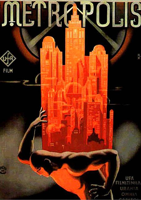 1927 ... METROPOLIS http://www.flickr.com/photos/x-ray_delta_one/4268173650/in/set-72157622444866915/