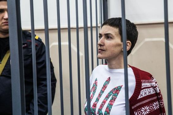 Стало известно, когда Савченко обменяют на ГРУшников