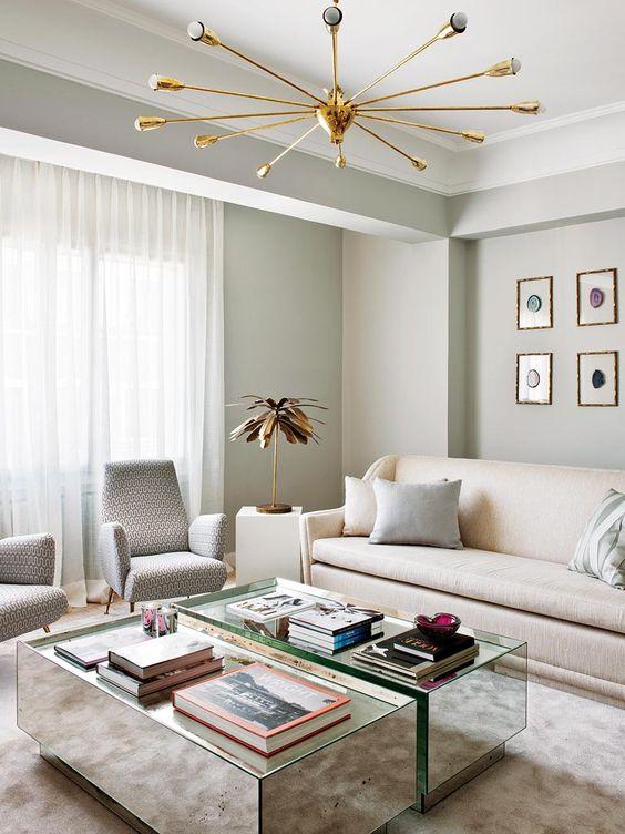Un piso elegante y chic - Nuevo Estilo