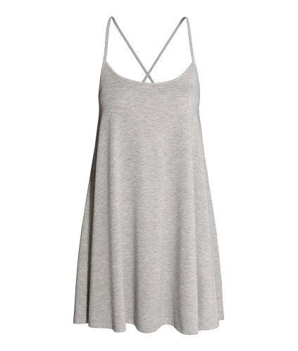 Short Jersey Dress | Product Detail | H&M