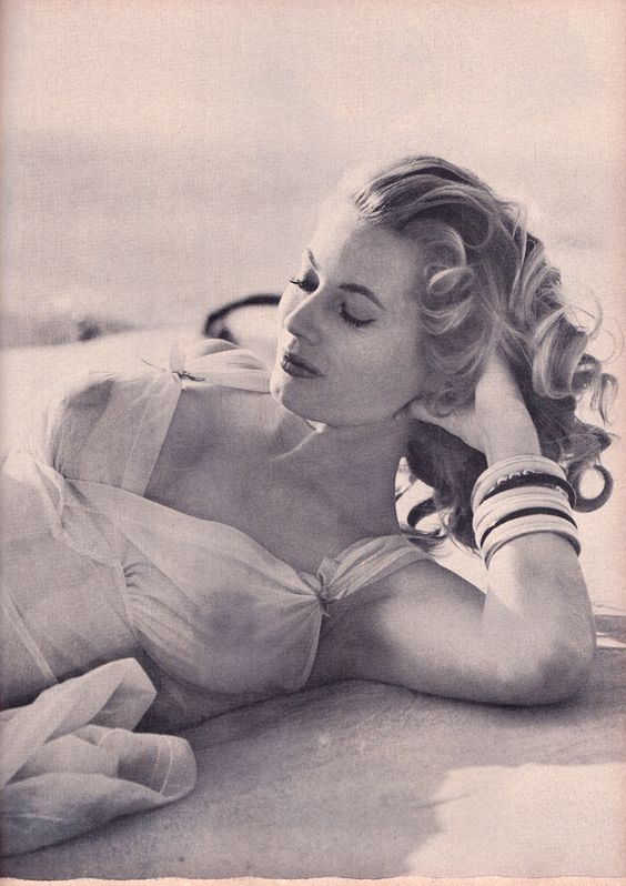 Anita Ekberg from Photography For Men - No. 1 (1957):