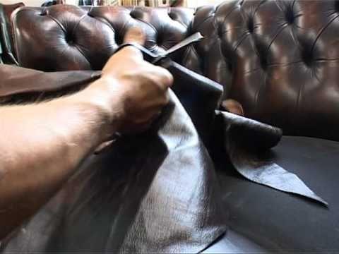 Delta Chesterfield reparatie meubelen