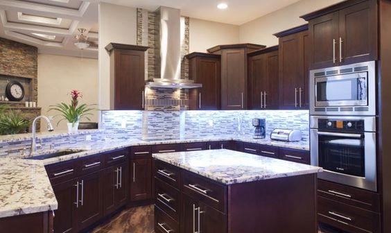 Hy Kitchen Cabinet & Stone INC - HY KITCHEN CABINET & STONE INCTEL:425-822-9800FAX: 425-822-9807S1 ( SKAKER JAVA MAPLE )A7 (CREME MAPLE GLAZED )K10 ( MOCA MAPLE…