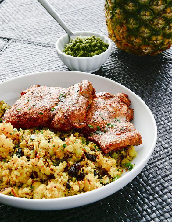 America S Test Kitchen Chicken Thigh Recipe With Broccoli