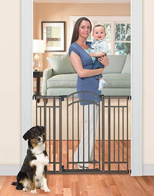 Best Baby Gates 2020 Best Baby Gates Baby Safety Gate Pet Gate