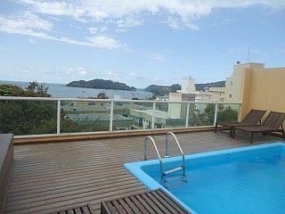 Apartamento para alugar em Bombinhas, Santa Catarina
