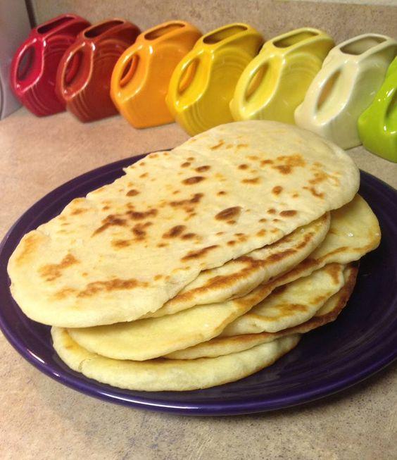 Naan recipe by Aarti Sequeira