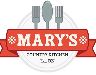 Check Out New Work On My Behance Portfolio Marys Country Kitchen Be Gallery 37851901