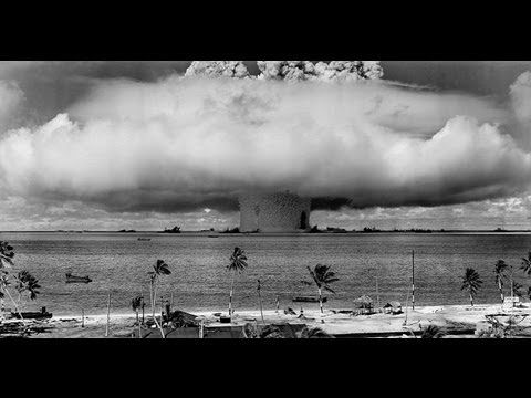 World's First Nuclear Explosion in Underwater - Nuclear Bomb Testing in ...