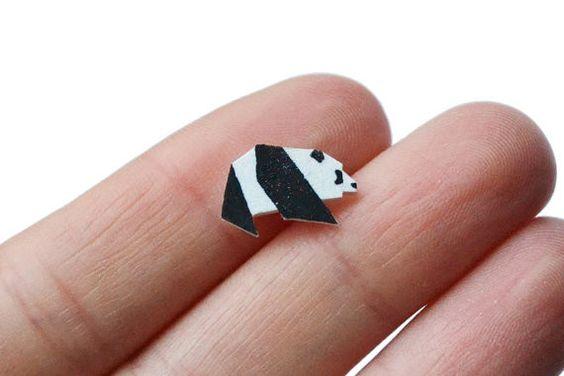 Handmade Origami Earrings