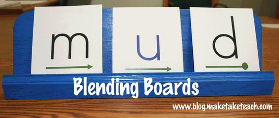 Blending Board with free cards