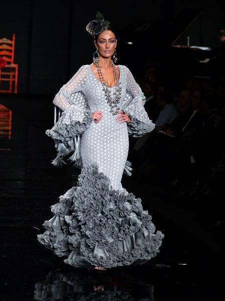 Trajes de gitana - Moda flamenca - Sevilla