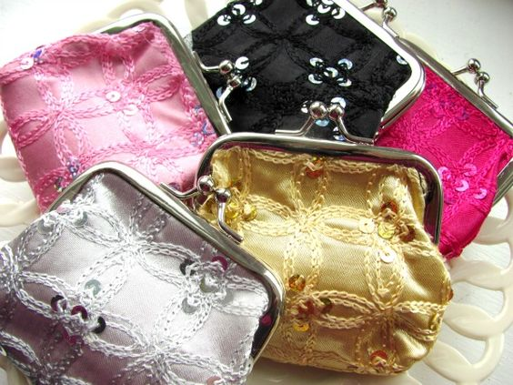 MONSTER MAY! Free Sequin Change Purse  #pinkEpromise #MonsterMayGiveaway