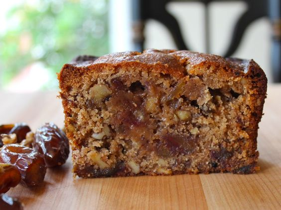 Date Honey Nut Cake. This is a beautiful cake and perfect for this ...