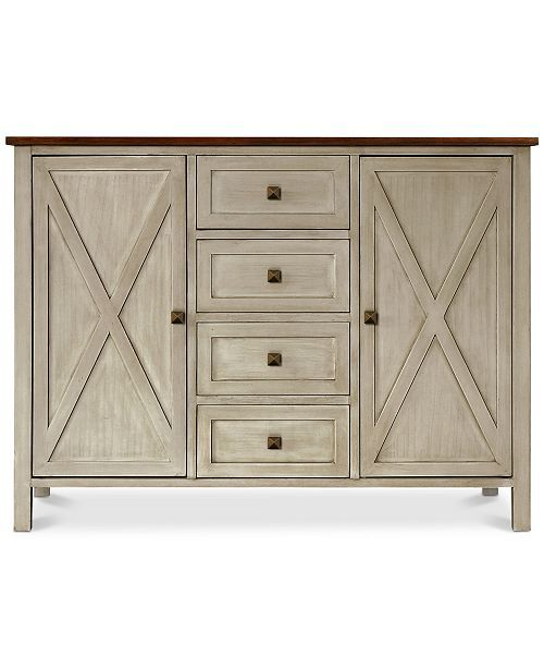 Gallerie Decor Channe 2 Door Cabinet Reviews Furniture